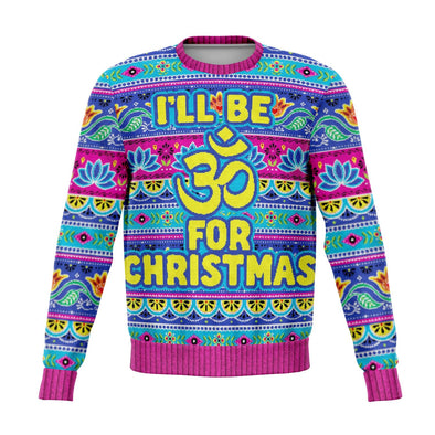 I'll be Ohm For Xmas Ugly Sweater