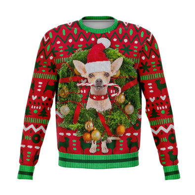 Chihuahua Ugly Sweater