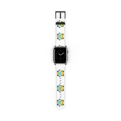 School Bus Watch Band