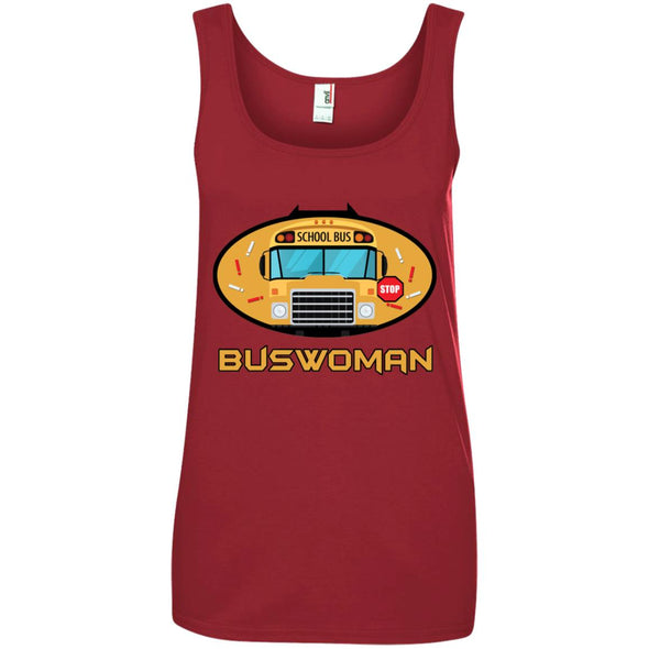 School Bus Driver Shirt |Gift |Driver Appreciation |Back To School Gift|Yellow School Bus |Bus Driver Christmas |Short-Sleeve Unisex T-Shirt BUS WOMAN VER 2