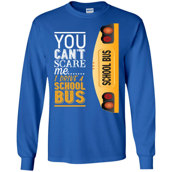You can't scare me i drive a school bus