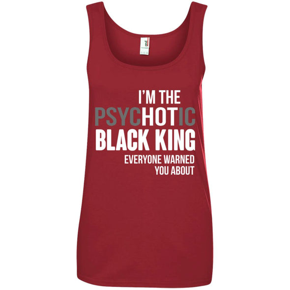 I'm the psychotic black king