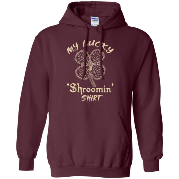 My lucky shroomin shirt new