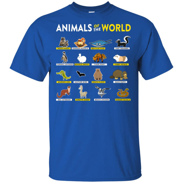 ANIMALS OF THE WORLD VER2