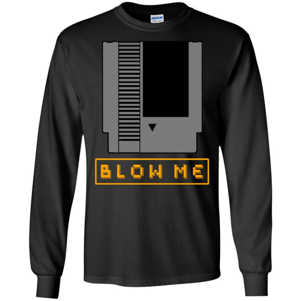 BLOW ME - A throwback to the days of the original NES