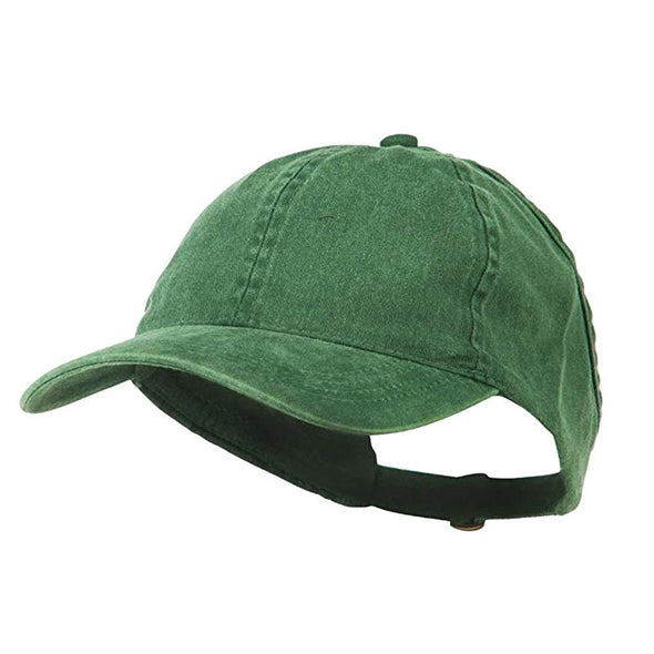 Satin Lined Baseball Hats for Natural Hair Girls