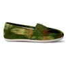 Abstract Camo Hidden Skulls Women's Casual Shoes