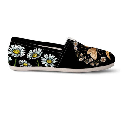 Bee Flower Casual Shoes