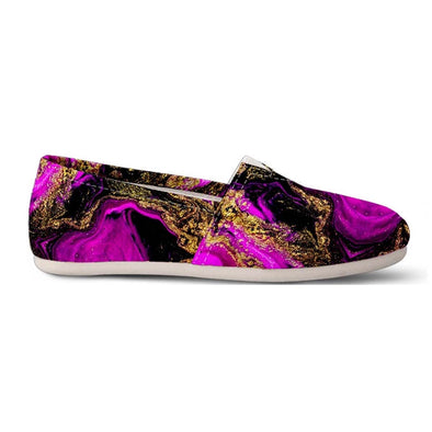 Abstract Art Casual Shoes