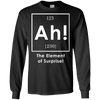 Apparel - Ah Science THE ELEMENT OF SUPRISE