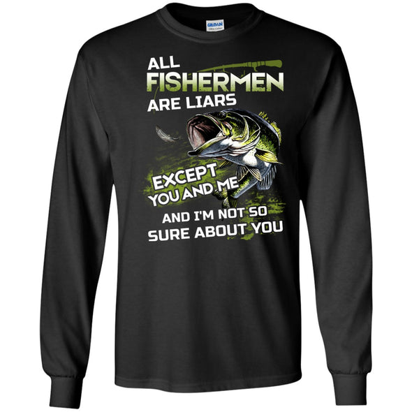Apparel - ALL FISHERMEN ARE LIARS