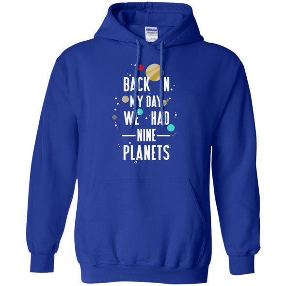 Apparel - BACK IN MY DAY WE HAVE 9 PLANETS 3