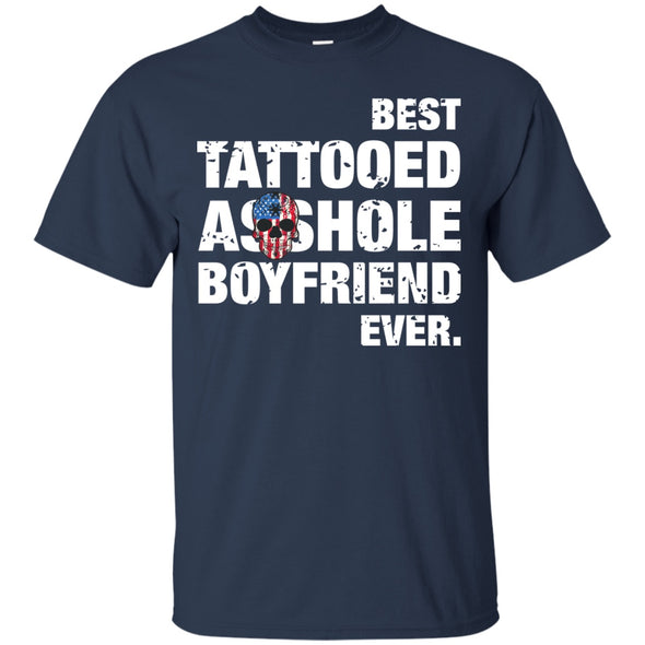 Apparel - Best BOYFRIEND Tattooed