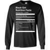 Apparel - Black Girl Nutrition Facts