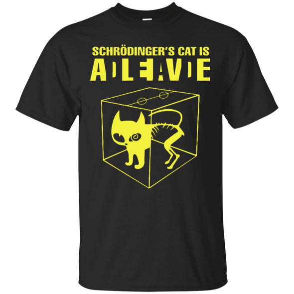 Apparel - Cat Are Alive Or Dead