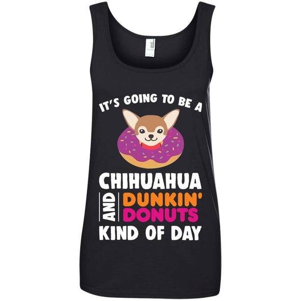Apparel - CHIHUAHUA WITH DONUTS