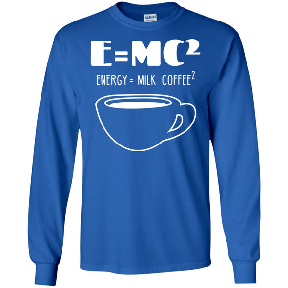 Apparel - E = Mc2 Shirt