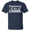 Apparel - Engineering Like Math But Louder