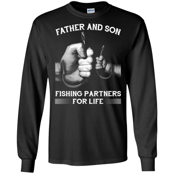 Apparel - FATHER AND SON - FISHING PARTNER