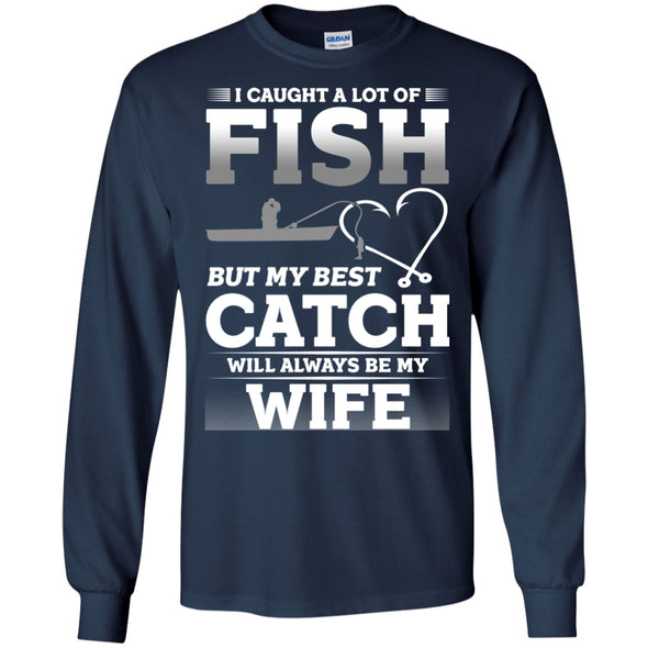 Apparel - I CAUGHT A LOT OF FISH
