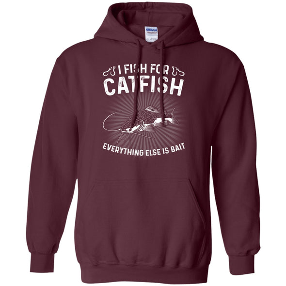 Apparel - I FISH FOR CATFISH