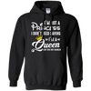 Apparel - I'm Not Princess I'm A Black Queen
