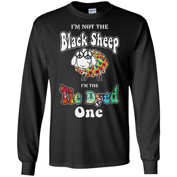 Apparel - I'm Not The Black Sheep Im A Tie Dyed One
