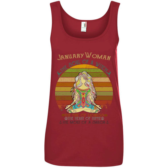 Apparel - JANUARY YOGA  WOMAN