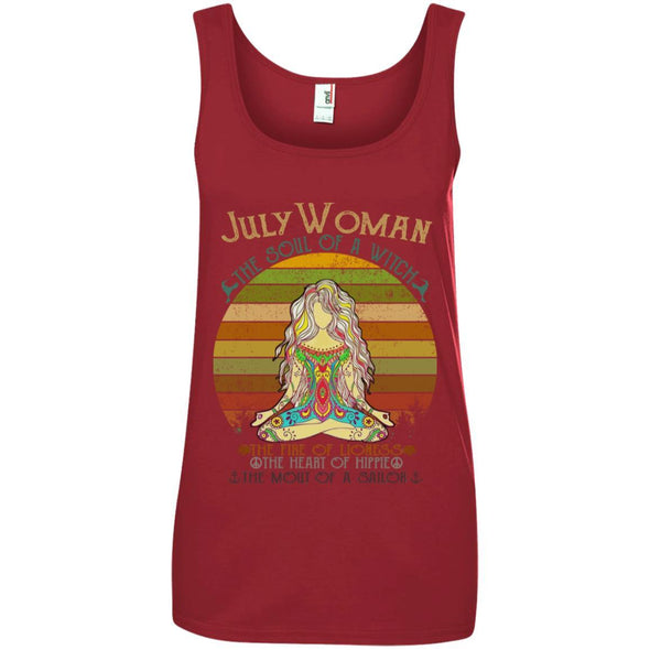 Apparel - JULY YOGA  WOMAN