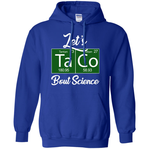 Apparel - Lets Taco 'bout Science