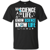 Apparel - No Science No Life