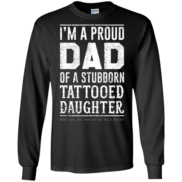 Apparel - Proud Dad Of Tattooed Daughter