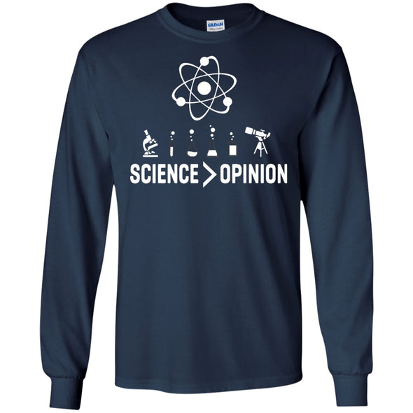 Apparel - Science Option Shirt