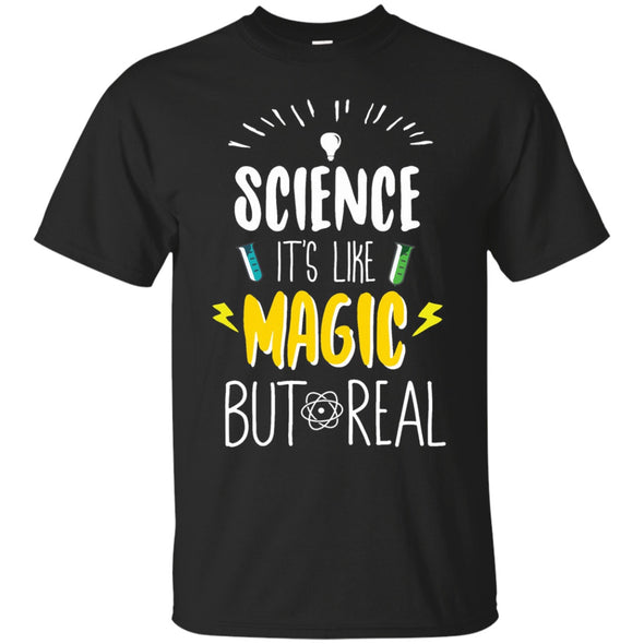 Apparel - Sicence Is Like Magic But Real