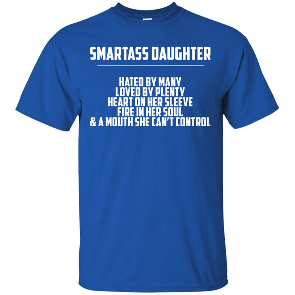 Apparel - Smartass Tattooed Daughter