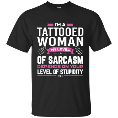 Apparel - TATOOED WOMEN LOVER