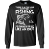 Apparel - There Is Fine Line Between Fishing