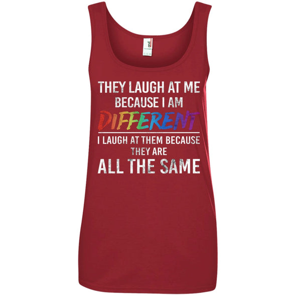 Apparel - They Laugh At Me Because Im Difference