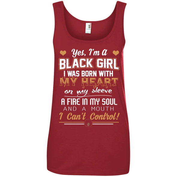 Apparel - Yes I'm A Black Girl
