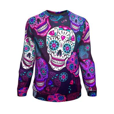 Sugar Skull Ugly Sweater