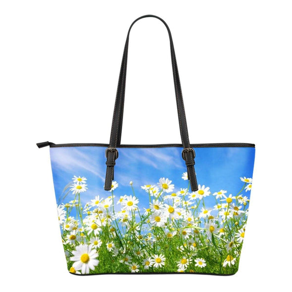 Bags - Bairnwort Plower - Small Leather Tote Bag