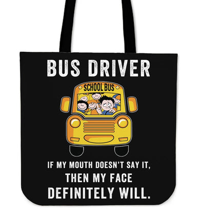 Bags - Bus Driver Tote Bag