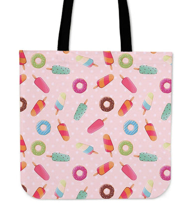 Bags - Creams And Donuts Tote Bag