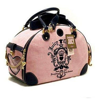 Bags - Designer Dog Bags For Small Dogs Cat Carry Bags Travel Carrier Puppy Slings Tote Handbags Chihuahua Shoulder Bag High Quality