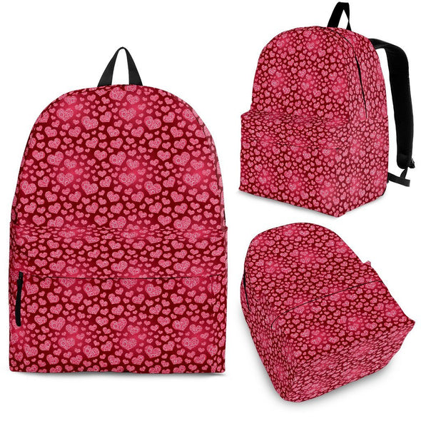 Bags - Heart Lovers Backpack