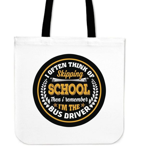 Bags - I'm The Bus Driver - Tote Bags