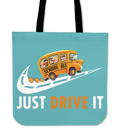 Bags - JUST DRIVE IT Tote Bag