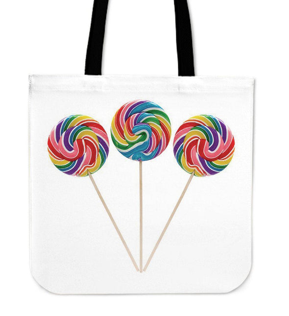 Bags - Lollipop New - Tote Bags