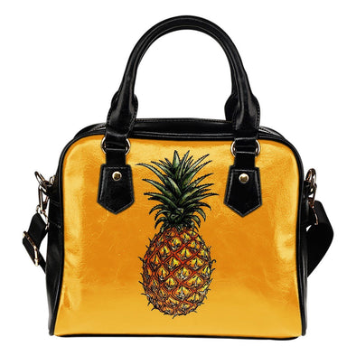 Bags - Pineapple Shoulder Handbag