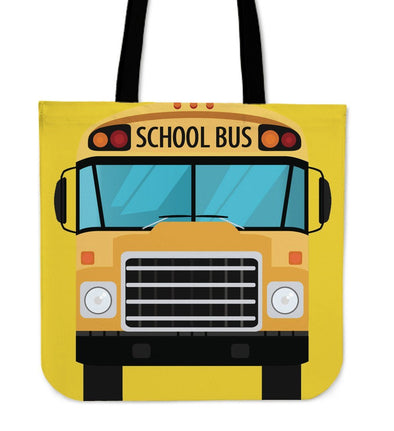 Bags - School Bus Driver Tote Bag